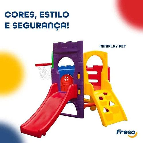 MiniPlay Petit com escorregador Cod. 37385 - c 2656