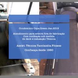 Cond Copa Green - RJ