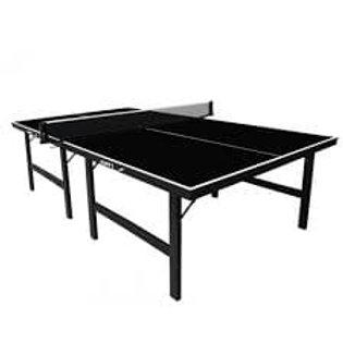Mesa Ping Pong  15mm cor Preta Pés de madeira Cód (1010 - 521)