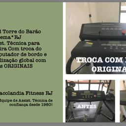 Cond. Torre Do Barão*Ipanema*RJ