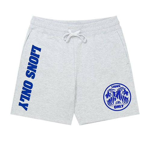 Lions Only Shorts Grey