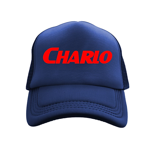 Charlo Hat Blue