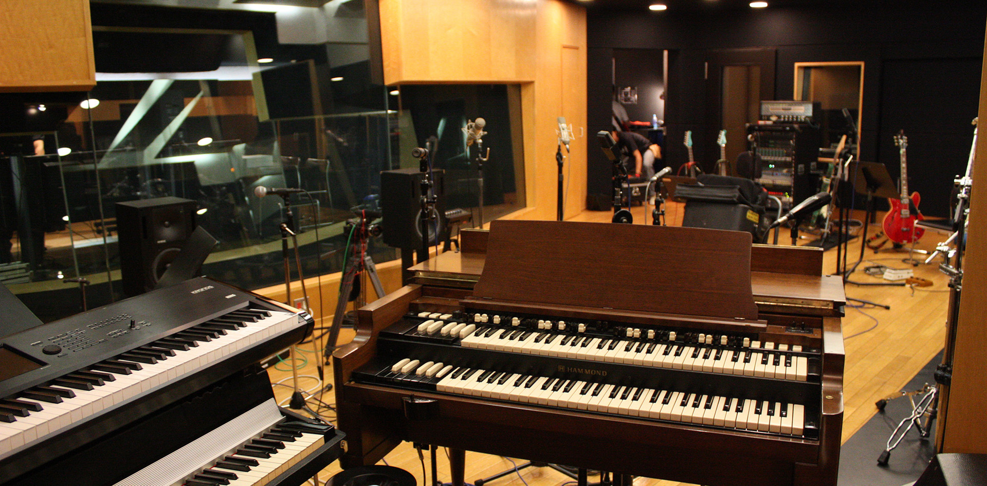 Battle Cry Sound - Recording