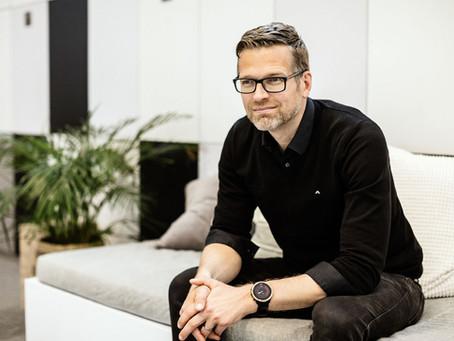 Introducing Our Team - Interviewing Niklas Sandler Topelius