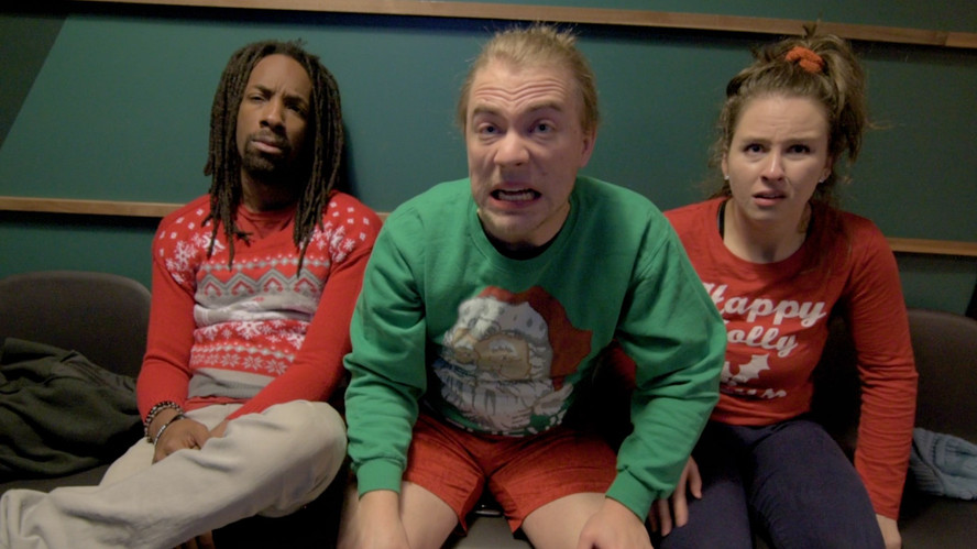 Mean Beann Tonight Christmas Plymouth Jo