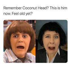 Coconut Head 1