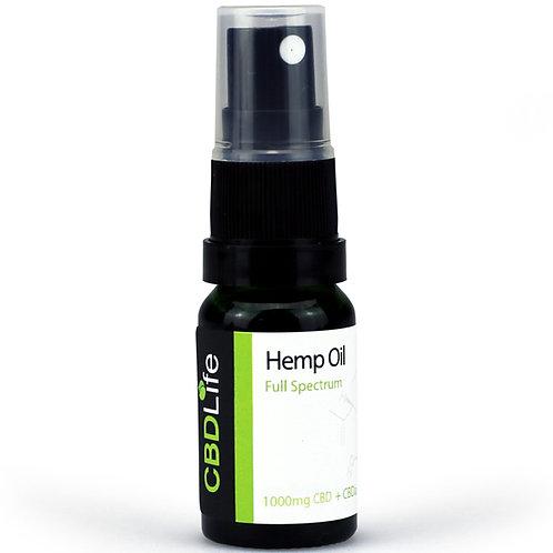 CBDLife, Hemp Oil Spray