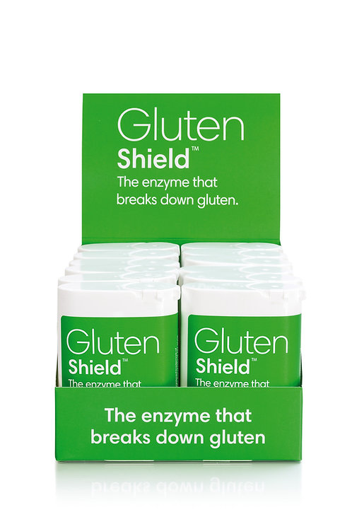 Gluten Shield 30's - VEGAN