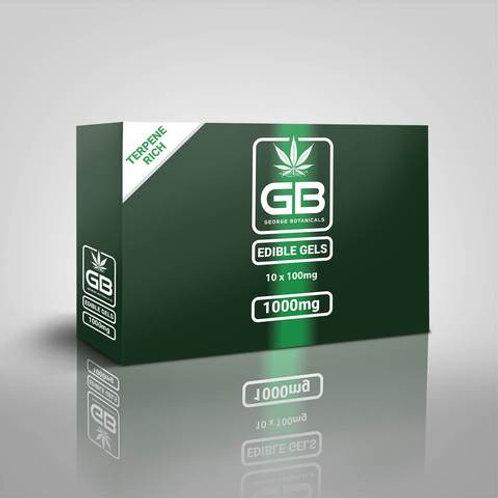 George Botanicals CBD Edible Gels