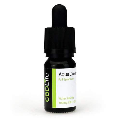CBDLife, Aqua Drops 400mg
