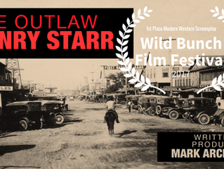 'Henry Starr' Wins Best Modern Western Screenplay