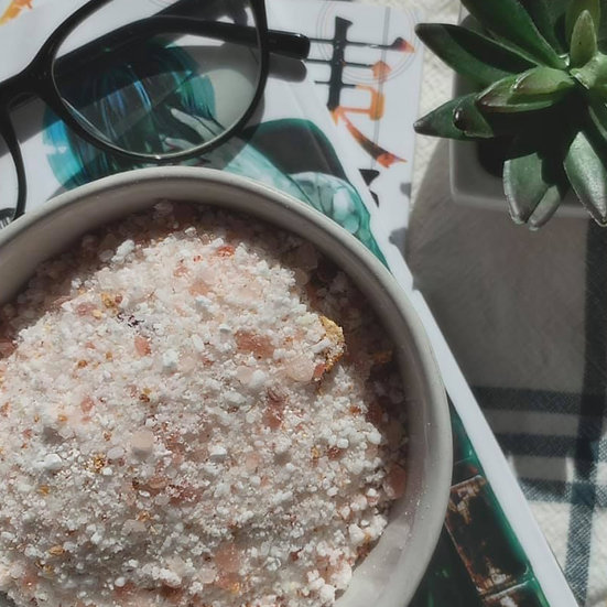Orange Root Beer Raid Bath Salt Soak