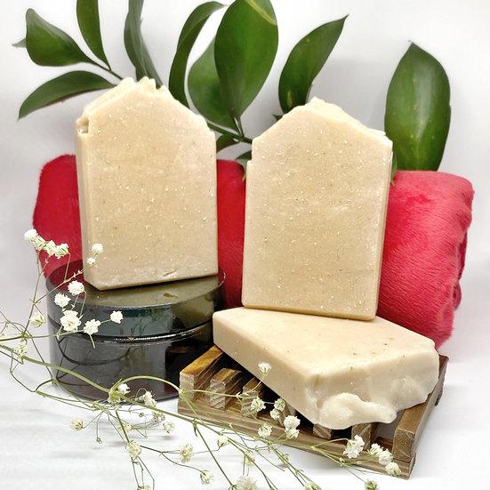 Oaty Goat Body Bar Soap