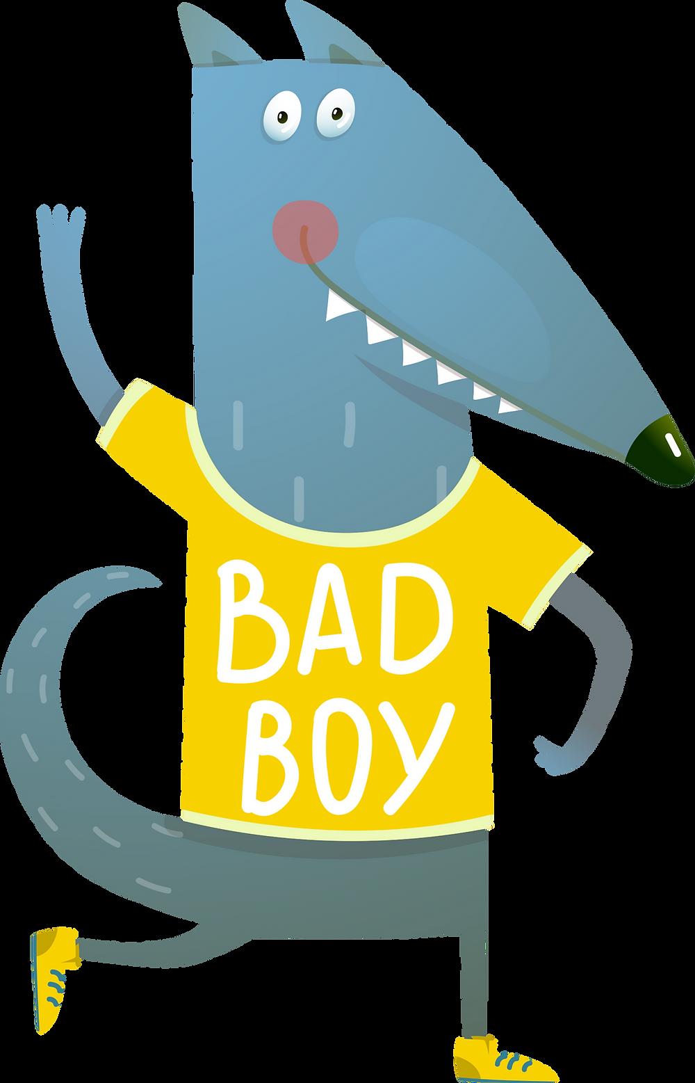 A Bad Boy.....Drop 'em and Succeed