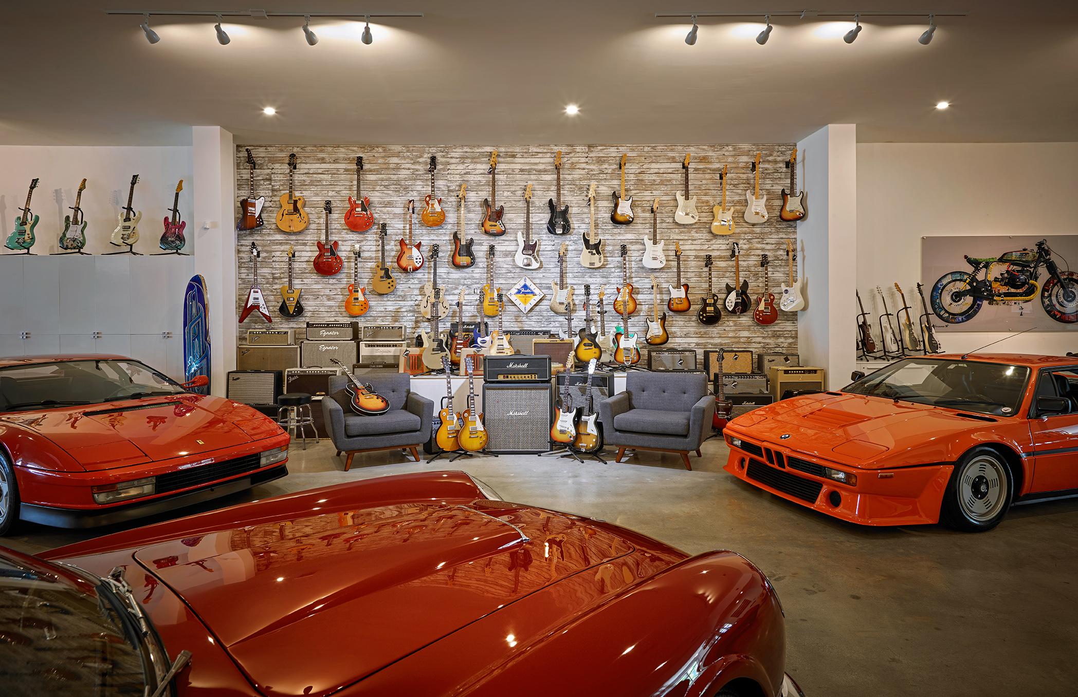 Walt Grace Vintage | Vintage Car and Guitar Gallery in Wynwood, Miami