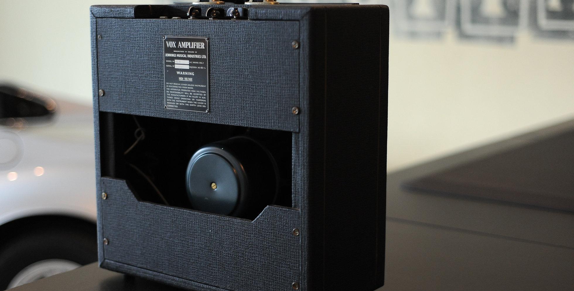 1963 Vox AC4 Vintage