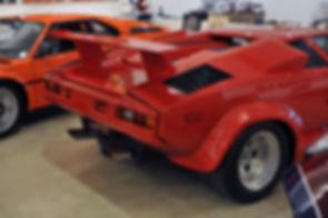 Walt Grace Vintage Lamborghini Countach Gallery
