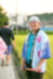 関宿納涼花火大会に亀山YEGとして参加