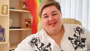 Олена Святюк: Прайд- це повага, єдність, свобода.