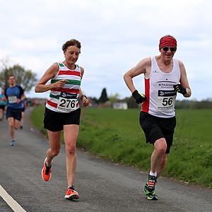 Ackworth Half Marathon Images 2017