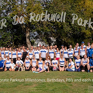 Rothwell Parkrun with Ackworth Road Runners
