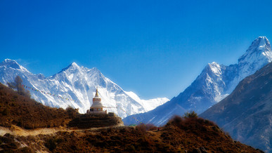My trek to Everest Base Camp 2013