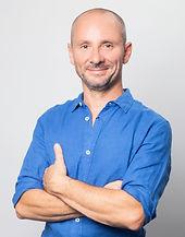 Photo David Baux portrait bras croisé ch
