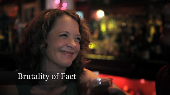 Brutility of Fact