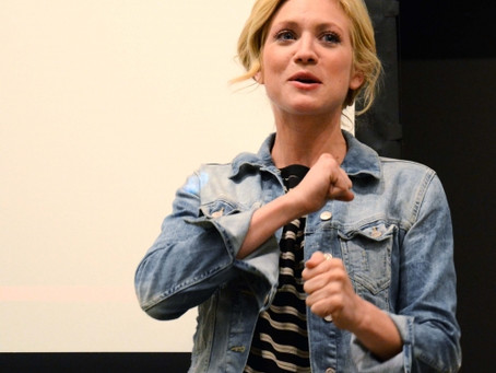 Actress Brittany Snow talks battling eating disorder, bullying.