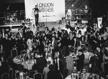 Attending the London Lifestyle Awards®