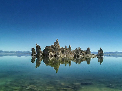Mono Lake and Bodie Ghost Town