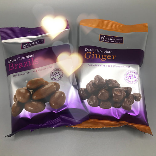 Hider Chocolate Bags
