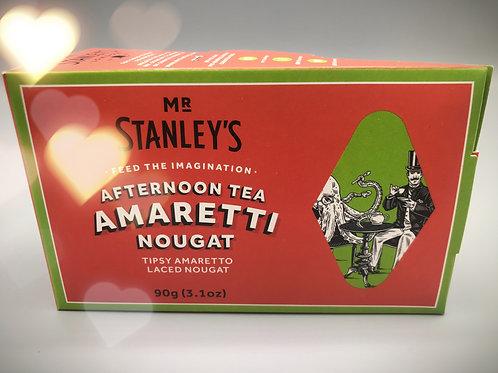 Mr Stanley's Amaretti Nougat