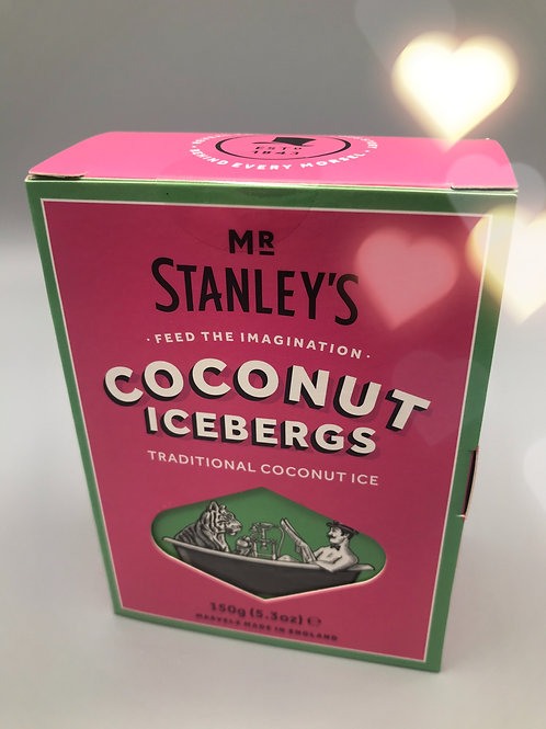 Mr Stanley's Coconut Icebergs
