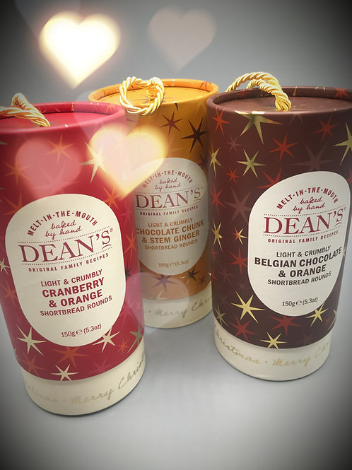 Dean's Shortbread Rounds