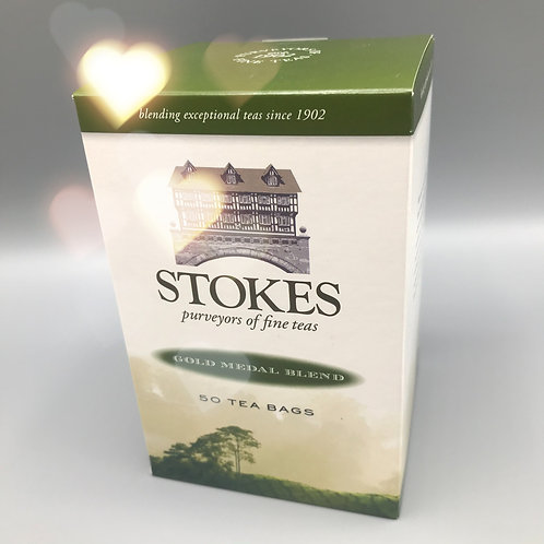 Stokes Gold Medal Blend Tea Bags