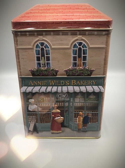 Grandma Wild's Bakery Biscuit Tin
