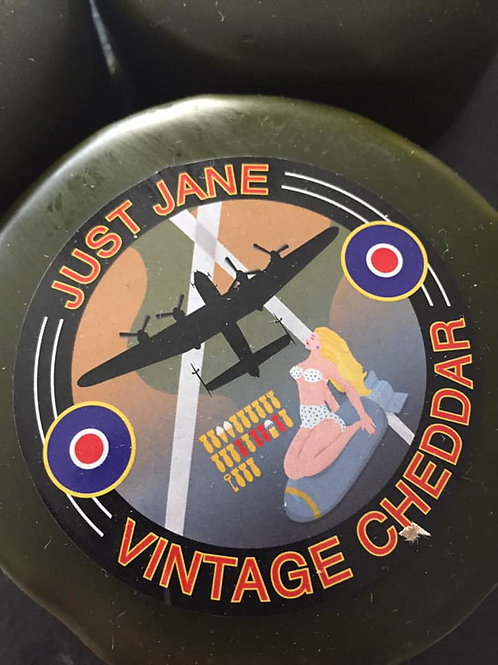 Just Jane Vintage Mature Cheddar Truckle
