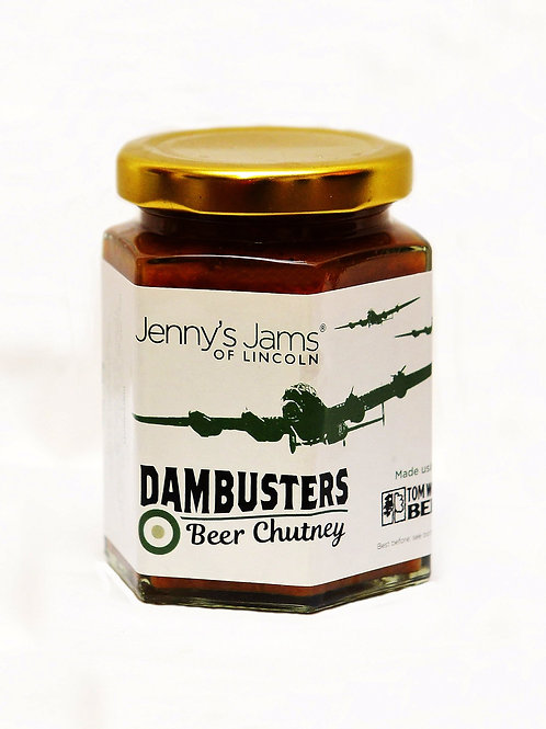 Dambuster Beer Chutney by 'Jenny's Jams of Lincoln'