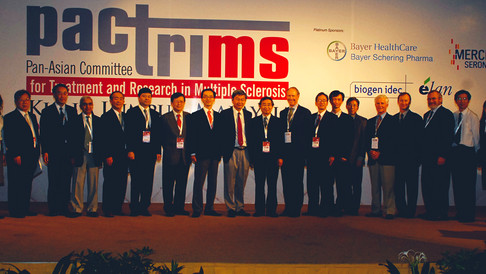 Pan Asian Committee: Treatment & Research in Multiple Sclerosis Conference