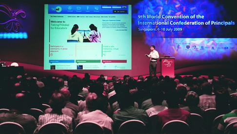 World Convention of the International Confederation of Principals