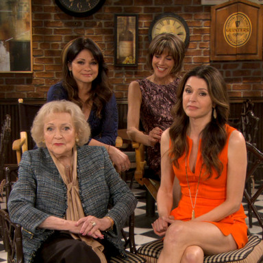 Hot in Cleveland   Cast Interview (Fans)
