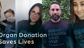 Promoting Organ Donation One T-shirt at a Time