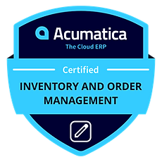 Acumatica_PartnerBadge_inventory and Ord