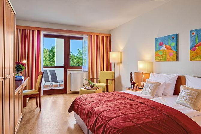 Mandira Standard Double Room