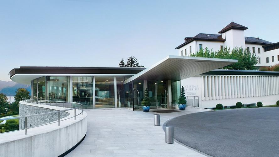 Clinique La Prairie, Switzerland
