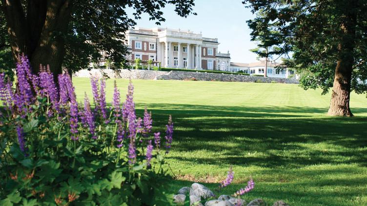 Bellefontaine Mansion