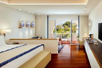 Deluxe Room Garden View