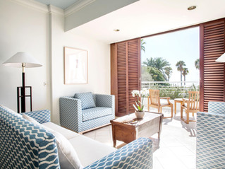 Studio Suite with Sea View