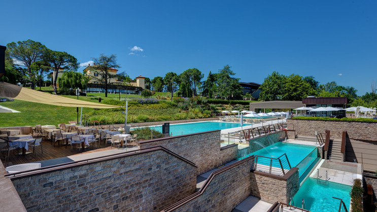 Palazzo di Varignana - Outdoor swimming pools